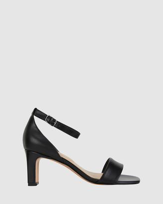 Sandler - Women's Black Open Toe Heels - Harper - Size One Size, 9 at The Iconic