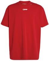 Off-White Off White Caravaggio Arrows Logo T-Shirt