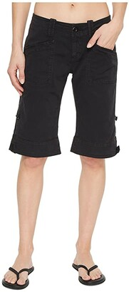 Aventura Clothing Arden V2 Shorts (Black) Women's Shorts