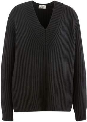 Acne Studios Keborah v-neck jumper