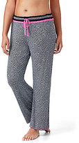 Kensie Plus Abstract Jersey Sleep Pants