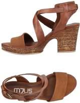 Mjus Sandals - Item 11418754
