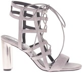 Sole Society Helen Heel Caged Sandal