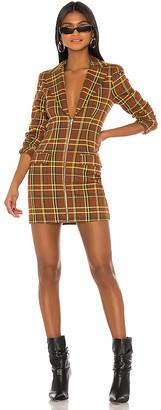 h:ours Vanessa Blazer Dress