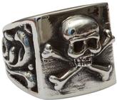 Femme Metale Jewelry Old Bones Ring