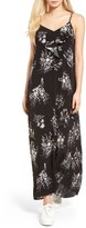 Leith Women's Ruffle Maxi Slipdress