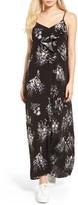 Leith Women's Ruffle Maxi Slipdress