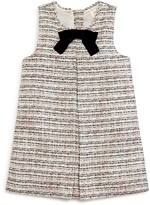 Kate Spade Girls' Flared Tweed Jumper - Sizes 2-6