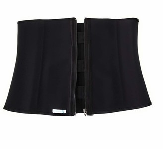 Bubbles Style Latex Waist Trainer (Medium) (UK - XS) Black