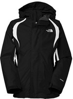 The North Face Girl's 'Mountain View' Waterproof Hooded Triclimate 3-In-1 Jacket