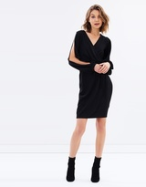 Miss Selfridge Barbara Split Sleeve Dress