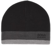 BOSS GREEN Ciny Beanie Hat Black