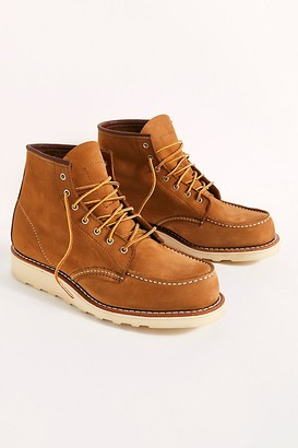 """Free People Red Wing 6"""" Classic Moc Boot"""