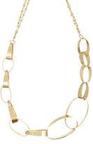 Lana 14K Small Gloss Link Necklace