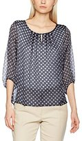 Comma Women's Bluse 3/4 Arm Blouse,8