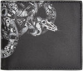 Marcelo Burlon County of Milan Black Ke Wallet