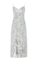 Michael Kors Paillette Slip Dress
