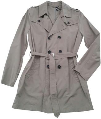 Gas Jeans Ecru Coat for Women