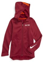Nike Boy's Therma Elite Dri-Fit Hoodie