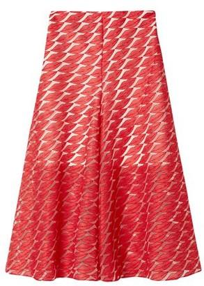Akris 3/4 length skirt