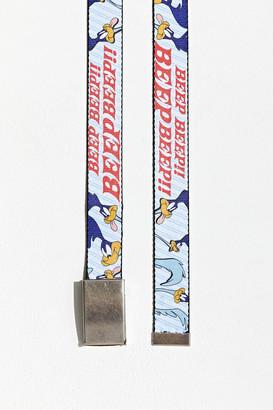 Buckle Down Buckle-Down Looney Tunes Road Runner Belt