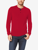 Tommy John Go AnywhereTM Snap Henley