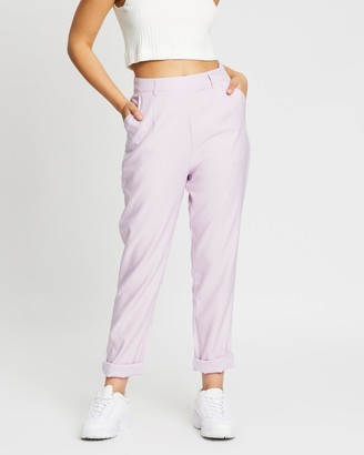 Missguided Co-Ord Cigarette Trousers