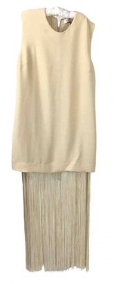 Nomia Beige Dress for Women