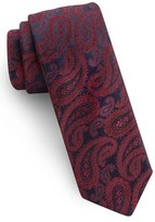Ted Baker Midnight Paisley Silk Tie