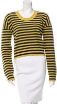 See by Chloe Striped Wool Sweater
