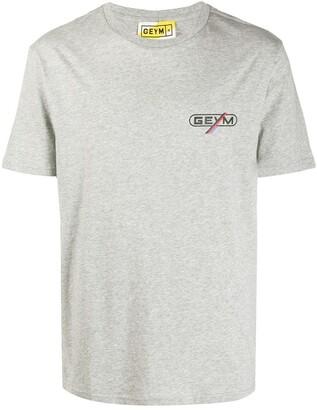 Geym logo print short sleeve T-shirt