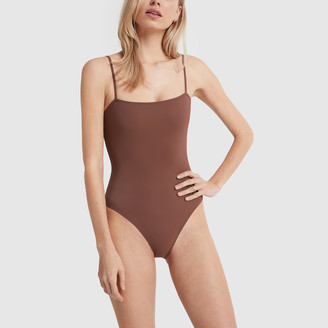Nu Swim Straight One-Piece