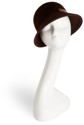 Ruslan Baginskiy Felt Cloche Hat