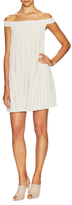 Tracy Reese Off The Shoulder Flyway Dress