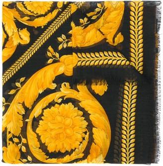 Versace Barocco Printed Scarf