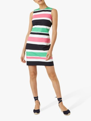 Hobbs Alya Shift Dress, Multi