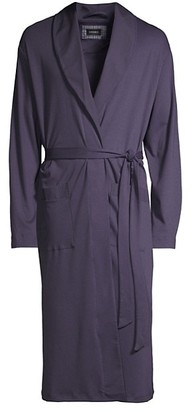 Hanro Night And Day Long Sleeve Robe