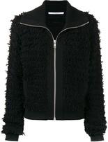 Givenchy textured jacket