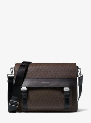 Michael Kors Greyson Logo Messenger Bag