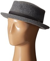 Goorin Bros. Men's Mad Dog Pork Pie Hat