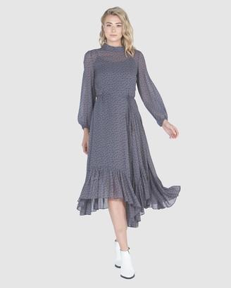 Privilege Katie Maxi Dress