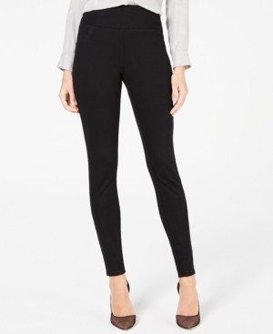 INC International Concepts Inc Ponte Knit Skinny Pants, Created for Macy's