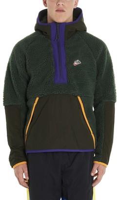 Nike Colour Block Hooded Jacket