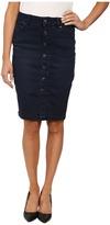 Jag Jeans Hazel Slim Pencil Skirt Republic Denim