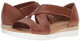 Gabor 82.711 (Peanut Vacchetta) Women's Dress Sandals