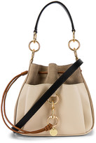 See by Chloe Tony Medium Leather Bucket Bag