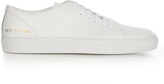 Common Projects New Court low-top leather trainers