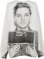 R 13 Elvis Presley Sweatshirt Dress