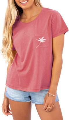 Rip Curl Minimalist Wave Graphic Tee