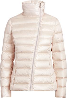 Ralph Lauren Asymmetrical Down Jacket